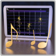 music pad icon