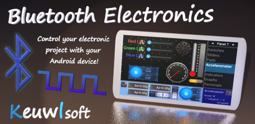 bluetooth electronics app image